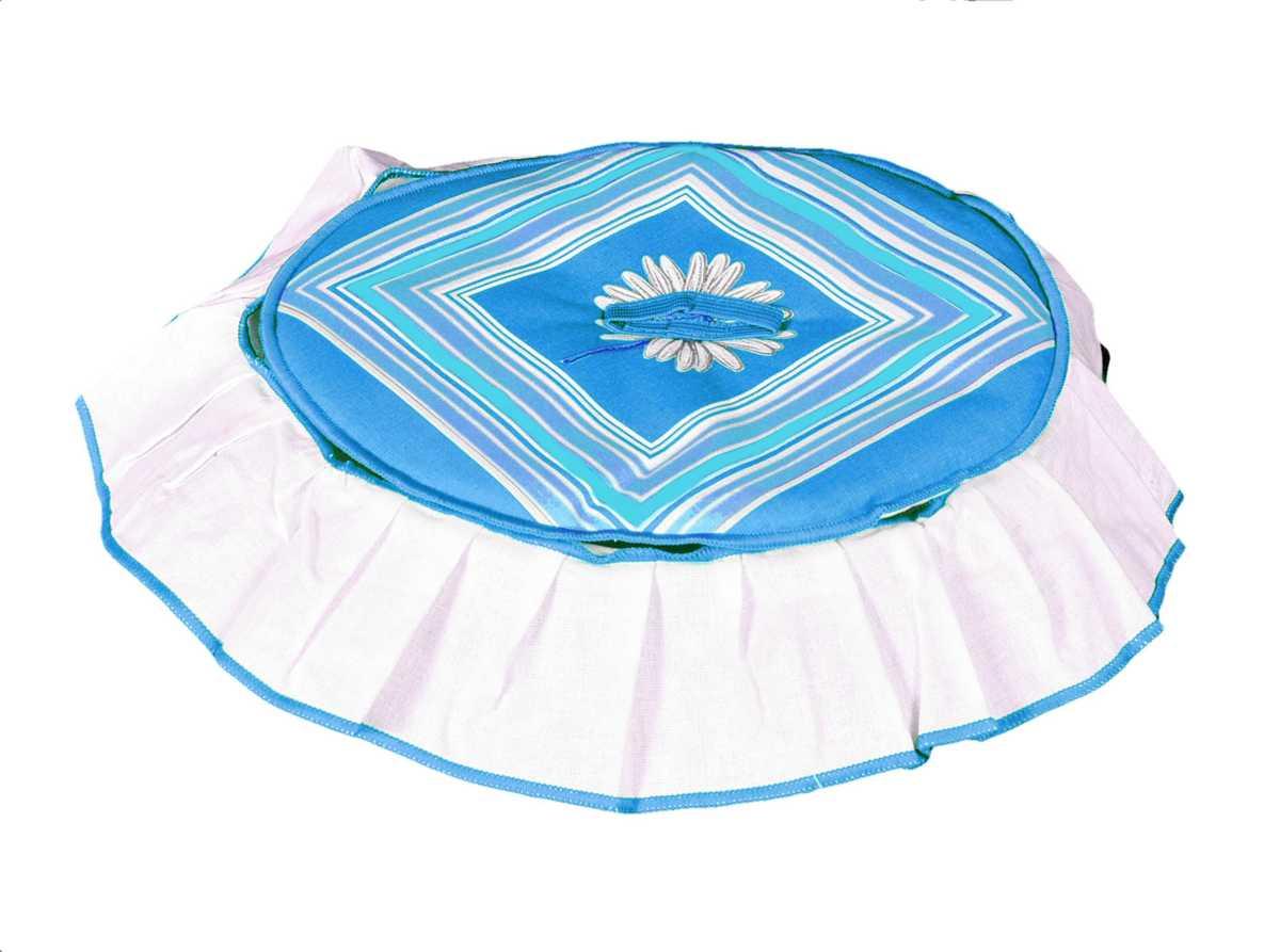 Forbyt, Košík na pečivo, Margaréta, modrý